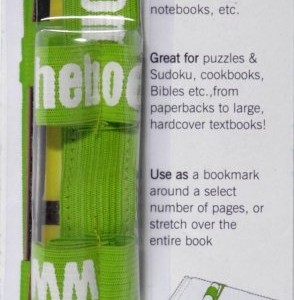 green book band-it with logo in pkg